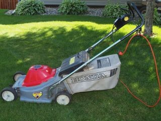 Honda Electric Lawn Mower Hr 17e Hr17e